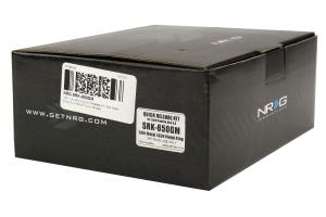 NRG Quick Release 3.0 Gun Metal - Universal