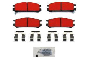 Stoptech PQ Pro Brake Pads Rear - Subaru Models (inc. 1993-2001 Impreza)