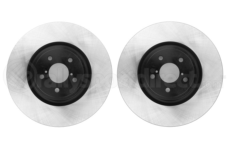 Centric Premium Brake Rotor Pair Front (Part Number:120.47024-GRP)