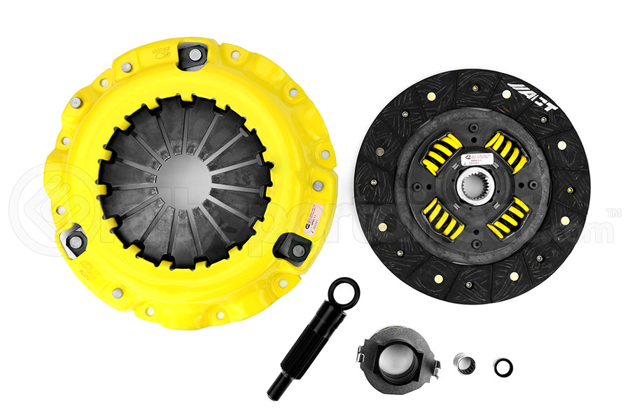 ACT Heavy Duty Performance Street Disc Clutch Kit (Part Number:ZM8-HDSS)