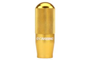 Carbing High Grip Shift Knob Gold M10x1.25 (Part Number: )