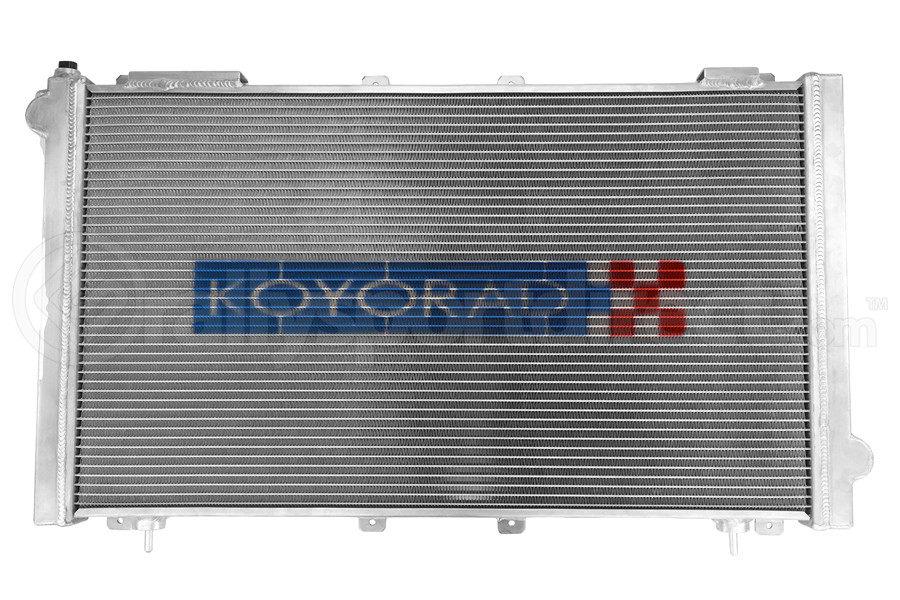 Koyo Aluminum Racing Radiator Manual Transmission (Part Number:VH090302)