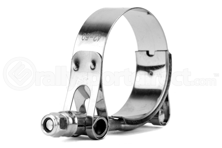 Mishimoto Stainless Steel T-Bolt Clamp 1.75in (Part Number:MMCLAMP-175)