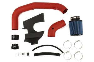 Injen Air Intake Wrinkle Red - Ford Focus ST 2015-2017