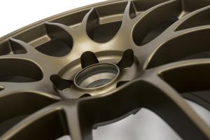 Apex EC-7 18x9.5 +38 5x114.3 Matte Bronze - Universal