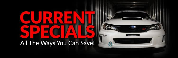 Performance Car Parts Online | Rallysport Direct