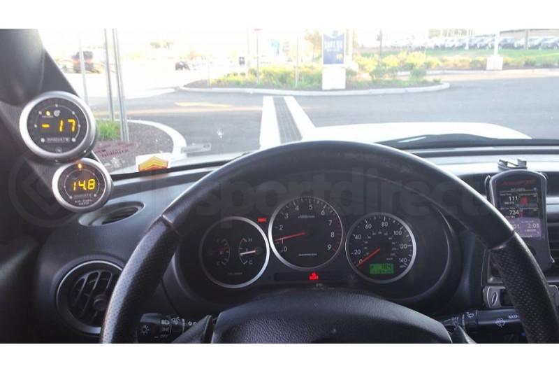 Wrx Sti 2018 >> Auto Meter APillar Gauge Pod Double - Subaru WRX STI 2004-2007   22592   Rallysport Direct