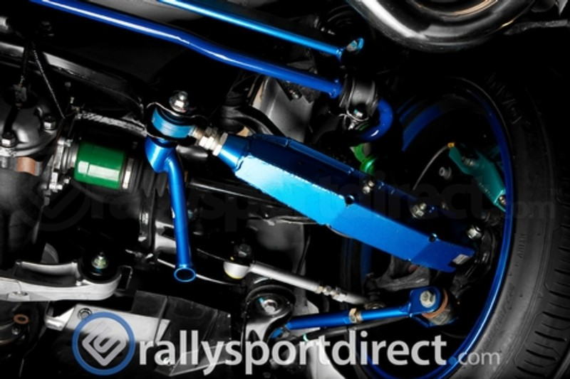 2005 Subaru Wrx Sti >> Cusco Power Brace Rear Member Side - Subaru WRX STI 2008 ...