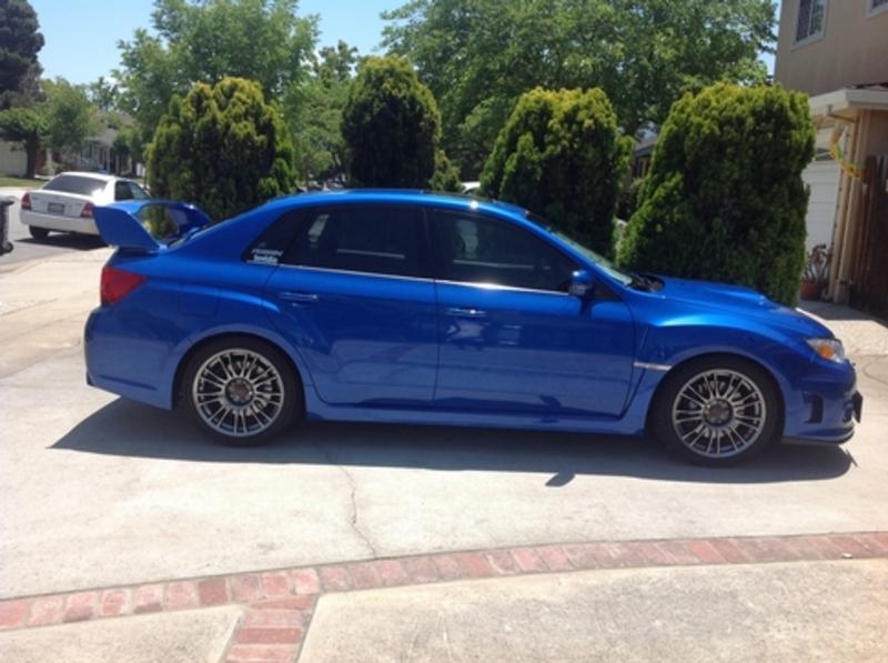 2005 Subaru Wrx Sti >> Eibach ProKit Lowering Springs - Subaru WRX STI 2011-2014 ...