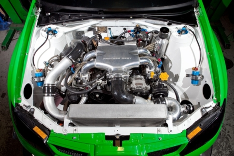 2015 Subaru Wrx Sti For Sale >> Process West Intake Manifold Track Version Reverse ...