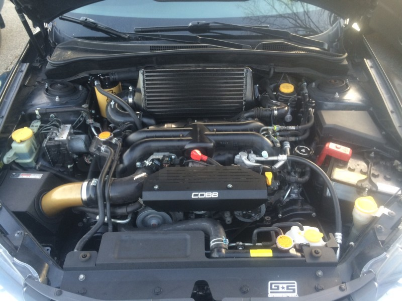 Z Tlltsabbs Cnlk Hh on Subaru Forester Cold Air Intake