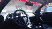 Sparco Steering Wheel 345 Black Leather ( Part Number: 015R345MLN)