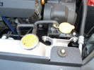 Mishimoto Subaru Aluminum Coolant Overflow Tank Black ( Part Number: MMRT-STI-08BK)