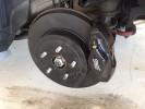 EBC Brakes Ultimax OE Style Rear Brake Rotors ( Part Number: RK1511)