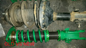 Tein Flex Z Coilovers ( Part Number: VSS64-C1SS4)