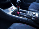 AutoStyled Black Microsuede Shift Boot w/ Red Stitching Short Shifter ( Part Number: 1303060101)