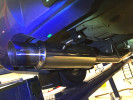 Invidia N1 Cat Back Exhaust Titanium Tip ( Part Number: HS02SW1GTT)