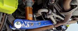 Ohlins Road & Track Coilovers ( Part Number: SUS MI10S1)