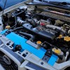 Cusco Radiator Cooling Plate Blue ( Part Number: 673 003 AL)