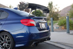 APR GTC-300 Carbon Fiber Wing ( Part Number: AS-106766)
