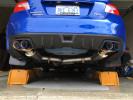 ETS Quiet Cat Back Exhaust System Titanium Tip ( Part Number: 400-29)
