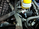 Torque Solution Master Cylinder Brace ( Part Number: TS-SU-392)