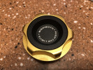 Mishimoto Limited Edition Oil Cap Gold ( Part Number: MMOFC-SUB-GD)