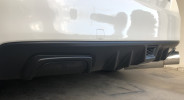 Fujitsubo Left Side Exhaust Bumper Cover ( Part Number: 073-63111)