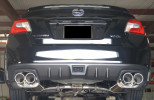 Invidia Q300 Cat Back Exhaust Stainless Tips ( Part Number: HS15STIG3S)