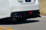 Verus Engineering Aggressive Rear Diffuser ( Part Number: A0028A)