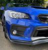 Subaru OEM Fog Light Bezel Right ( Part Number: 57731VA380)