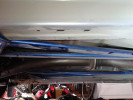 Cusco Power Brace Floor Center ( Part Number: 692 492 C)