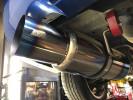 Tomei Expreme Ti Titanium Catback Exhaust ( Part Number: TB6090-SB02A)