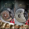 Hawk Performance Rotors w/ HPS 5.0 Pads Kit ( Part Number: HK4914.453B)
