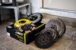 ACT Xtreme Race Rigid 6 Pad Clutch Kit w/Flywheel ( Part Number: SB11-XTR6)