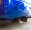 HKS Carbon-Ti Cat Back Exhaust ( Part Number: 3112-EX005)
