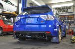 Verus Engineering Rear Diffuser ( Part Number: A0148A)
