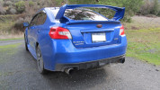 Invidia N1 Cat Back Exhaust Titanium Tips ( Part Number: HS15STIGTT)
