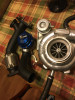 Tial MV-R Wastegate 44mm Blue w/ All Springs ( Part Number: MVRB)