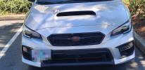 Spyder Apex LED Headlights for Halogen Fitted Vehicles Black ( Part Number: PRO-YD-SWRX15HALAP-SBSEQ-BK)