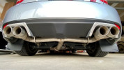 FactionFab Axle Back Exhaust w/ Polished Tips (Hatchback) ( Part Number: 1.10200.1)