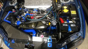 Killer B Motorsport Dual Washer/Coolant Reservoir ( Part Number: DWR1)
