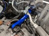 User Media for: Torque Solution Pitch Stop Mount Blue - Subaru Models (inc. 2002+ WRX/STI)