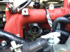 PERRIN Turbo Inlet Hose Black (Part Number: )