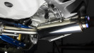 HKS Hi-Power Cat Back Exhaust (Part Number: )