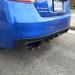 User Media for: Remark Axle Back Exhaust Muffler Delete Burnt Double Wall Tips - Subaru WRX / STI 2015+