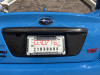 APR Carbon Fiber License Plate Frame ( Part Number: CBX-WRXLIC15)