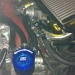 GrimmSpeed Air Oil Separator Blue (Part Number: )