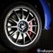 User Media for: Brembo Gran Turismo 4 Piston Front Brake Kit Red Slotted Rotors - Ford Focus Models (inc. 2013+ ST)