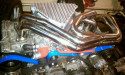 Invidia Equal Length Big Piping Exhaust Manifold (Part Number: )